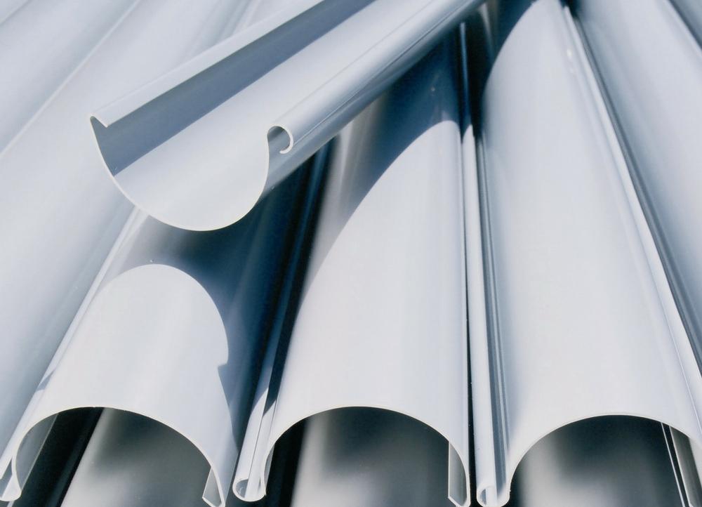 Canalones protektorwerk entwicklung herstellung und for Plastico para tejados